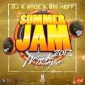 Cleveland Summer Jam 2013 mixtape cover art