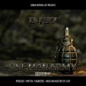 D 187 - One Man Army mixtape cover art
