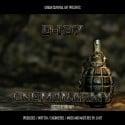 D 187 - One Man Army mixtape cover art