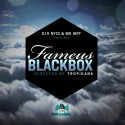 Fameus - Black Box mixtape cover art