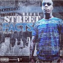 Manna Bud - StreetFacts mixtape cover art