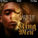 Meeche Packs - King Amongst Men mixtape cover art