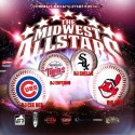 Midwest All Stars mixtape cover art