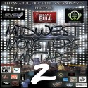 Midwest Monsters 2 mixtape cover art