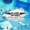 Plane Jaymes - Boarding Pass mixtape cover art
