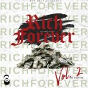 Rich Forever 2 mixtape cover art