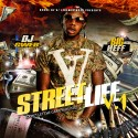Street Life mixtape cover art