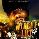 Street Life 4 mixtape cover art