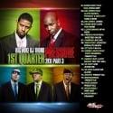 1st Quarter Pressure (2011 Part 3) mixtape cover art
