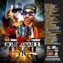 2nd Quarter Pressure (NY Minute Edition) mixtape cover art