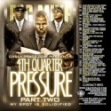 4th Quarter Pressure, Pt. 2 mixtape cover art
