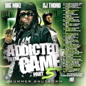 Addicted To The Game, Part 5 mixtape cover art