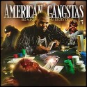 American Gangstas 2 mixtape cover art