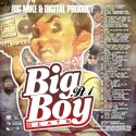 Big Boy Beats mixtape cover art