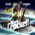 Max B - Wavie Crockett mixtape cover art