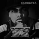 Cambatta - The Visionary 2 mixtape cover art