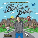 Chris Webby - Best In The Burbs mixtape cover art