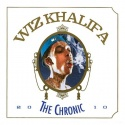The Chronic 2010 (Wiz Khalifa) mixtape cover art