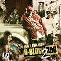 D-Block R&B 2 (Hosted by Poobs) mixtape cover art