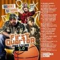 First Quarter Pressure 2.0 mixtape cover art