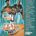 First Quarter Pressure 2K11 mixtape cover art