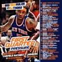 First Quarter Pressure 3.0 (Hosted By Carmelo Anthony & Jadakiss) mixtape cover art