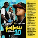 Follow The Leaders 10 mixtape cover art