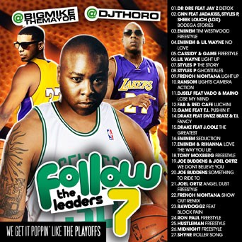 Follow The Leaders 7 Mixtape