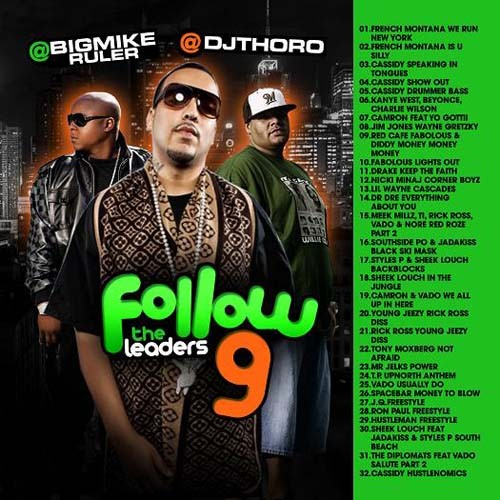 Follow The Leaders 9 Mixtape
