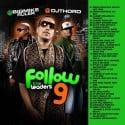Follow The Leaders 9 mixtape cover art