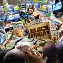 French Montana - Black Friday mixtape cover art