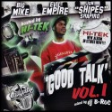 Good Talk, Vol. 1 (Hosted By Hi-Tek) mixtape cover art