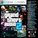 Grand Theft Audio 2 mixtape cover art