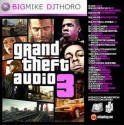 Grand Theft Audio 3 mixtape cover art