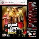 Grand Theft Audio 10 (The Final Chapter) mixtape cover art