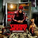 Hustlenomics (Young Jeezy) mixtape cover art