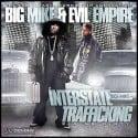 Interstate Trafficking: Riding Dirty mixtape cover art