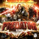 Jadakiss - The Predator Is Back mixtape cover art