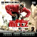 Jae Millz - Zone Out Season 2 mixtape cover art