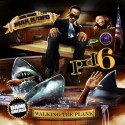 Max B - PD6 (Walking The Plank) mixtape cover art