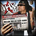 Max B - Million Dollar Baby Radio mixtape cover art