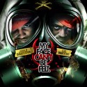 Lil Wayne & Juelz Santana - My Face Can't Be Felt mixtape cover art