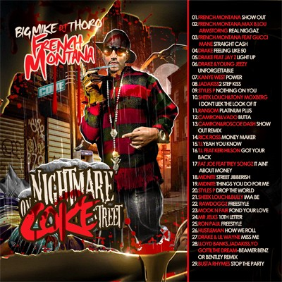 Nightmare On Coke Street Mixtape