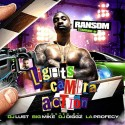 Ransom - Lights, Camera, Action mixtape cover art