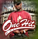 Remo Da Rapstar - One Hit Away mixtape cover art
