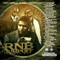 R&B Jumpoff 31 mixtape cover art
