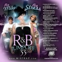 R&B Jumpoff 33 mixtape cover art