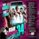 R&B Jumpoff 34 mixtape cover art