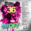 R&B Jumpoff, Vol. 36 mixtape cover art