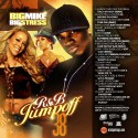 R&B Jumpoff 38 mixtape cover art